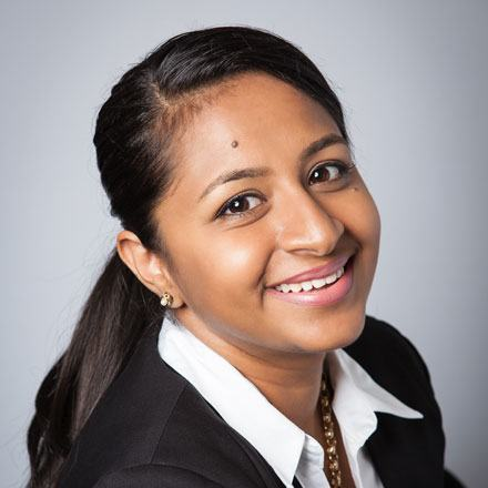 Ashani from sirus migration team